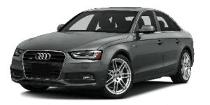 Audi A4 2016-Present Sedan TPE Boot Liner