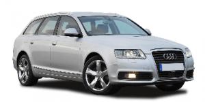 Audi A6 Allroad/Avant 2006-2012 Estate TPE Boot Liner