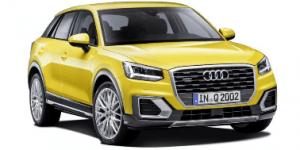 Audi Q2 2016-Present TPE Boot Liner