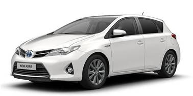 Toyota Auris 2013-Present Hatchback TPE Boot Liner