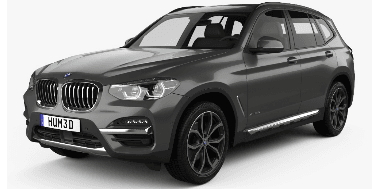 BMW X3 G01 2017-Present TPE Boot Liner