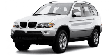 BMW X5 E53 1999-2006 SUV TPE Boot Liner