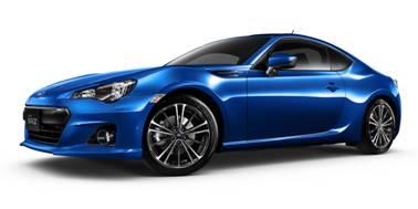Subaru BRZ 2012-2016 TPE Boot Liner