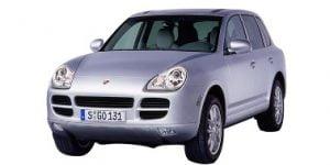 Porsche Cayenne 2003-2010 TPE Boot Liner