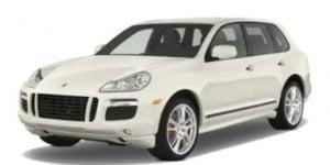 Porsche Cayenne 2012-2017 TPE Boot Liner