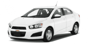 Chevrolet Aveo 2012-Present Sedan TPE Boot Liner