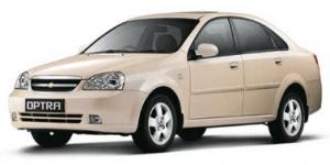 Chevrolet Optra (Lacetti) 2004-Present Sedan TPE Boot Liner