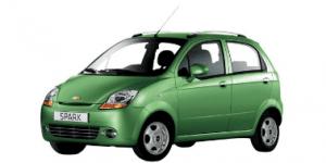 Chevrolet Spark 2005-2009 Hatchback TPE Boot Liner