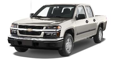 Chevrolet Colorado 2012-Present TPE Floor Liners