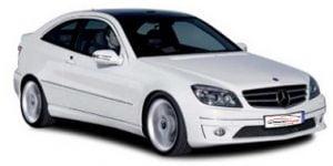 Mercedes-Benz CLC-Class (CL203) 2001-2011 Coupe TPE Boot Liner