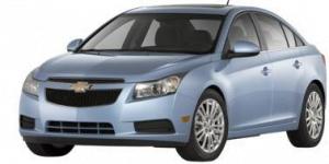 Chevrolet Cruze 2009-Present Sedan TPE Boot Liner