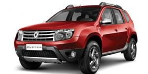 Renault Duster 4WD 2013-2017 TPE Boot Liner