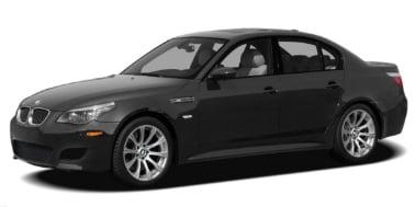 BMW 5 Series E60 2003-2010 Sedan TPE Boot Liner