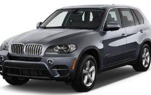 BMW X5 E70 2007-2014 TPE Boot Liner
