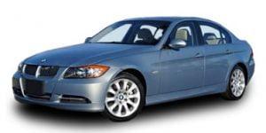 BMW 3 Series E90 2006-2012 Sedan TPE Boot Liner
