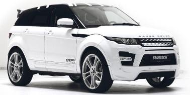 Land Rover Range Rover Evoque 2011-Present TPE Boot Liner