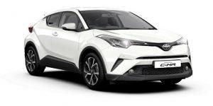 Toyota C-HR 2016-Present TPE Boot Liner