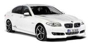 BMW 5 Series F10 2010-2016 Sedan TPE Boot Liner