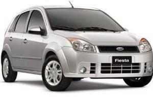Ford Fiesta 2002-2008 (FIGO) Hatchback TPE Boot Liner