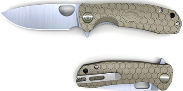 HONEY BADGER Flipper Small (Beige)