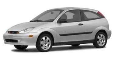 Ford Focus 2 2004-2011 Hatchback TPE Boot Liner