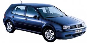 VW Golf IV 1998-2004 TPE Boot Liner