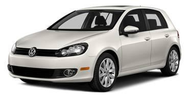 VW Golf VI 2009-2013 TPE Boot Liner