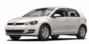 VW Golf VII 2013-Present TPE Boot Liner