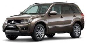 Suzuki Grand Vitara 5Door 2005-2015 SUV TPE Boot Liner