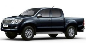 Toyota Hilux D/C 2005-2016 TPE Bin Liner