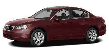 Honda Accord 2008-Present Sedan TPE Boot Liner