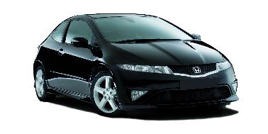 Honda Civic 5D 2006-2012 Hatchback TPE Boot Liner