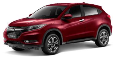 Honda HR-V II 2015-Present TPE Boot Liner