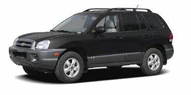 HYUNDAI Santa Fe 2006-2011 SUV TPE Boot Liner