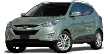 Hyundai ix35 2011-2016 TPE Boot Liner