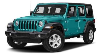 Jeep Wrangler 2018-Present Cross (USA) TPE Boot Liner