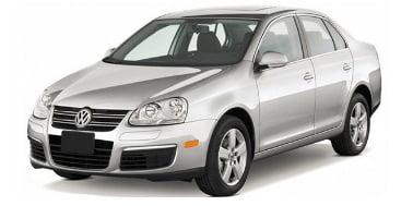 VW Jetta V 2005-2011 TPE Boot Liner