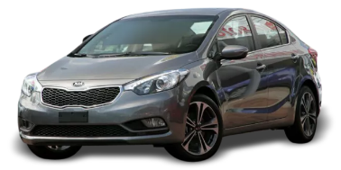 KIA Cerato 2013-2018 Sedan TPE Boot Liner