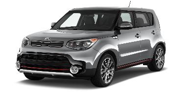 Kia Soul 2014-2019 SUV TPE Boot Liner