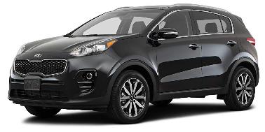 Kia Sportage 2016-Present SUV TPE Boot Liner