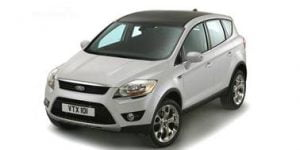 Ford Kuga 2008-2013 TPE Boot Liner