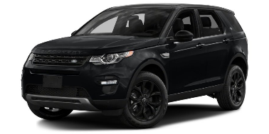 Land Rover Discovery Sport 2014-Present (without trunk rails) TPE Boot Liner