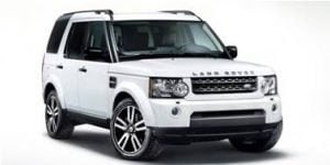 Land Rover Discovery 4 2009-2016 TPE Boot Liner