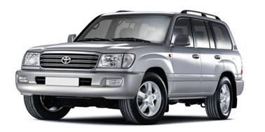 Toyota Land Cruiser 100 1998-2007 TPE Boot Liner (BEIGE)