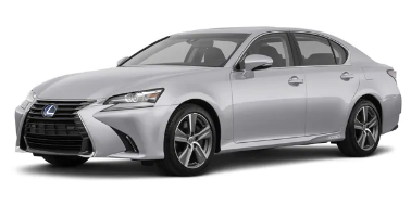 Lexus GS 450h 2012-Present Sedan TPE Boot Liner