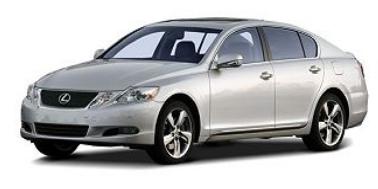 Lexus LS 460 L 2012-Present Sedan TPE Boot Liner