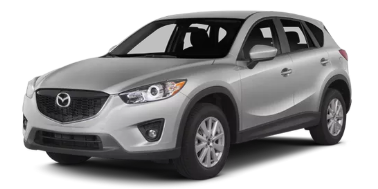 Mazda CX-5 2011-2016 Cross TPE Boot Liner