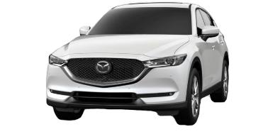 Mazda CX-5 2017-Present TPE Boot Liner