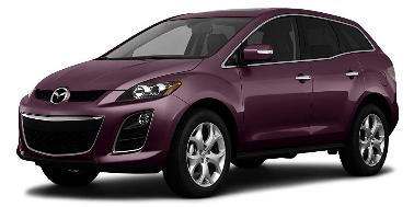 Mazda CX-7 2010-Present SUV TPE Boot Liner