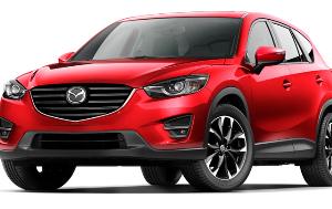 Mazda CX-3 2015-Present SUV TPE Boot Liner